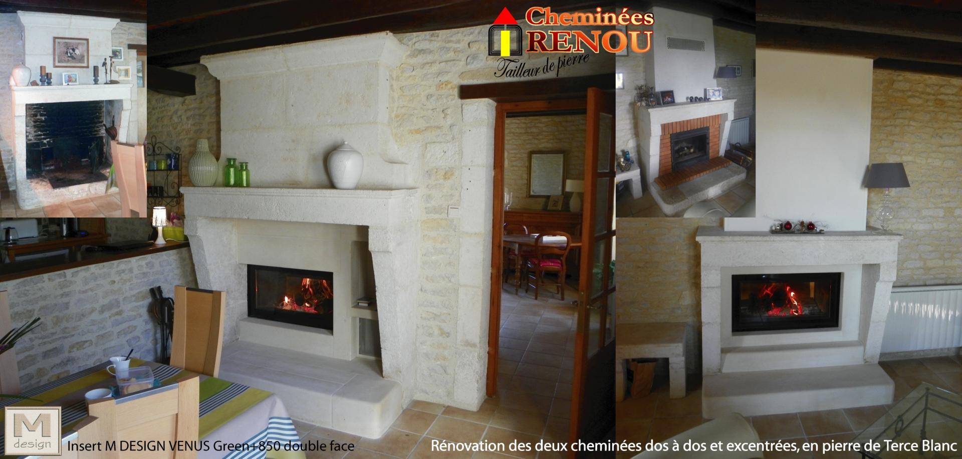 Renovation De Cheminee Ancienne cheminées, fontenay-le-comte, saint-martin-de-fraigneau